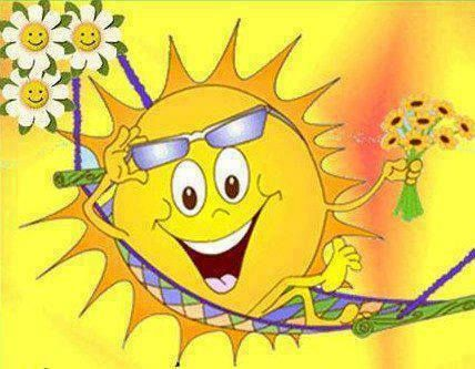 Be someone's sunshine today!