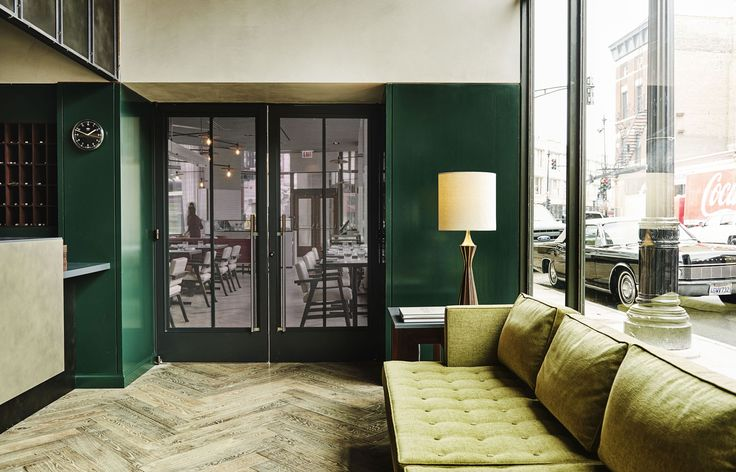 Grupo Habita launches two wholly distinct sister hotels - The Robey & The Hollander - located at the intersection of Chicago's two most eclectic hoods.