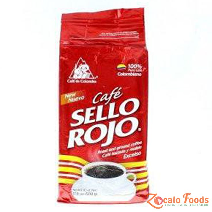 Cafe Sello Rojo Excelso 17.6 oz