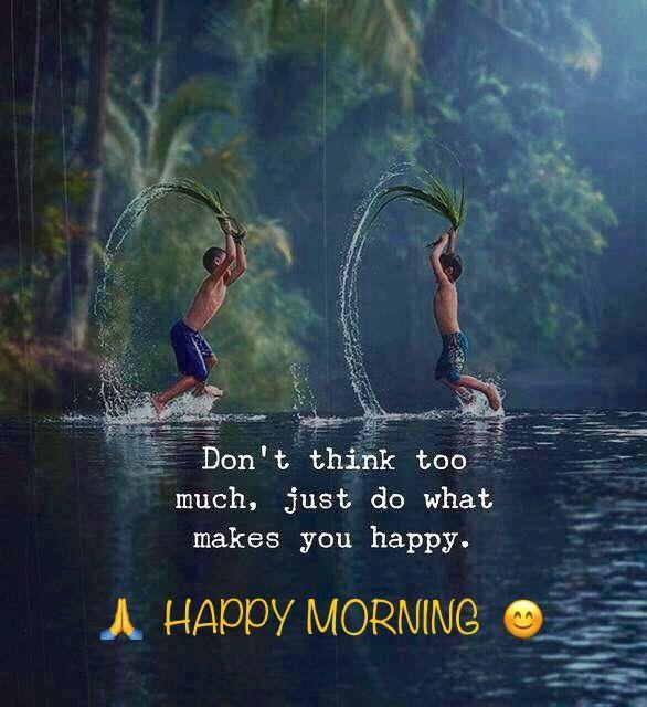 Good Morning Positivity