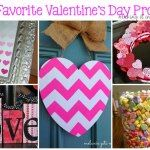 Top Five Favorite Valentine's Day Projects