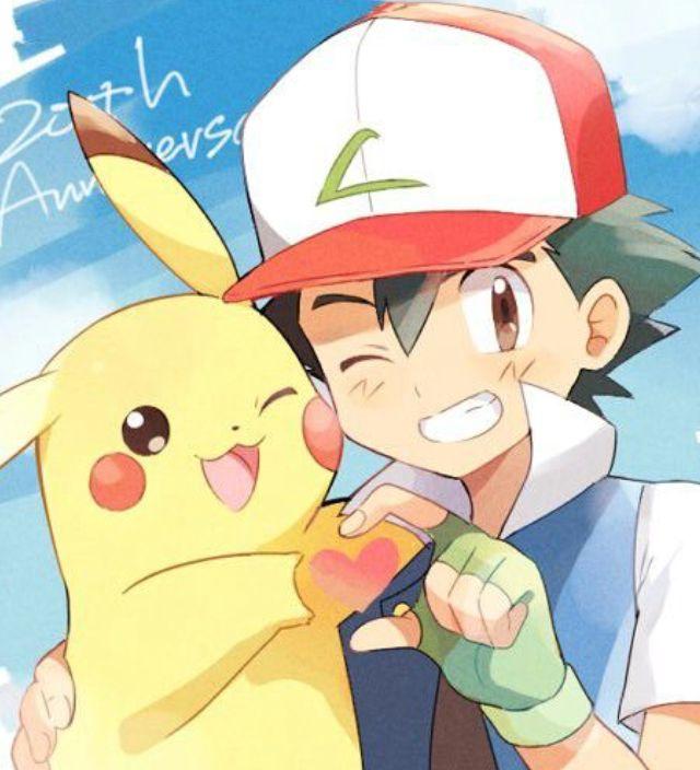 Pin by Kirby SuperStar on Pokemons | Pikachu, Ash pokemon ...