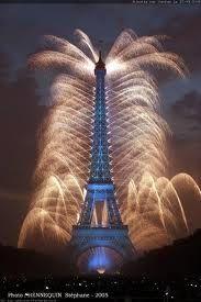 14 July (French national Day)  http://www.hotel-7eiffel-paris.com/index.html
