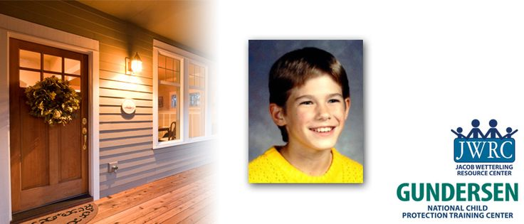 Jacob Wetterling Resource Center - Gundersen National Child Protection Training…