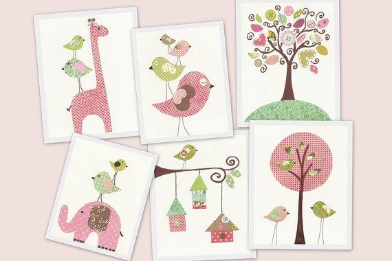25 beste idee n over kinderdagverblijf muur decor op pinterest inrichting kinderkamer thema - Room muur van de baby ...