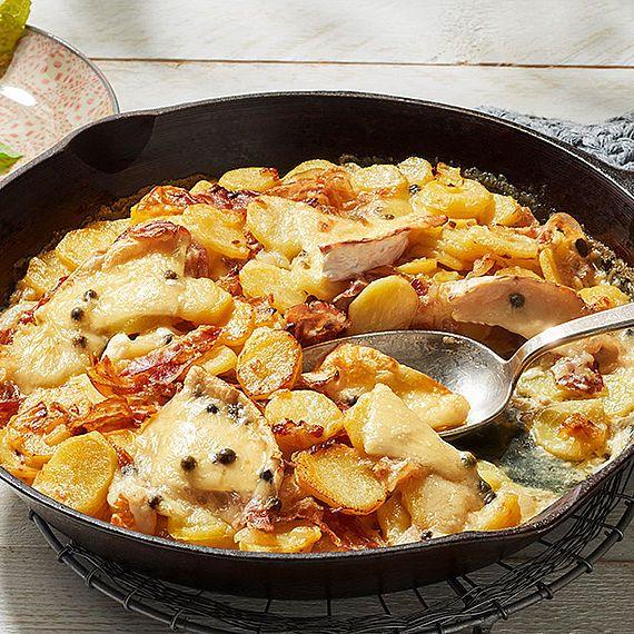 Lasagne mit Pilzen und zweierlei Käse ist eine tolle Abwechslung zur klassischen Lasagne. Lassen Sie sich inspirieren - von den Rezepten auf ich-liebe-käse.de!