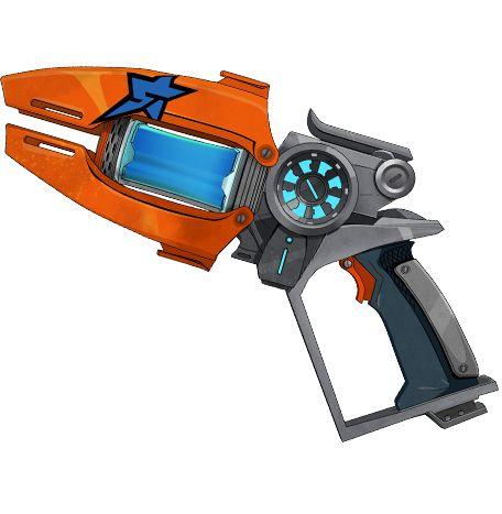 Slug Arsenal - Gear -Defender Slipstream