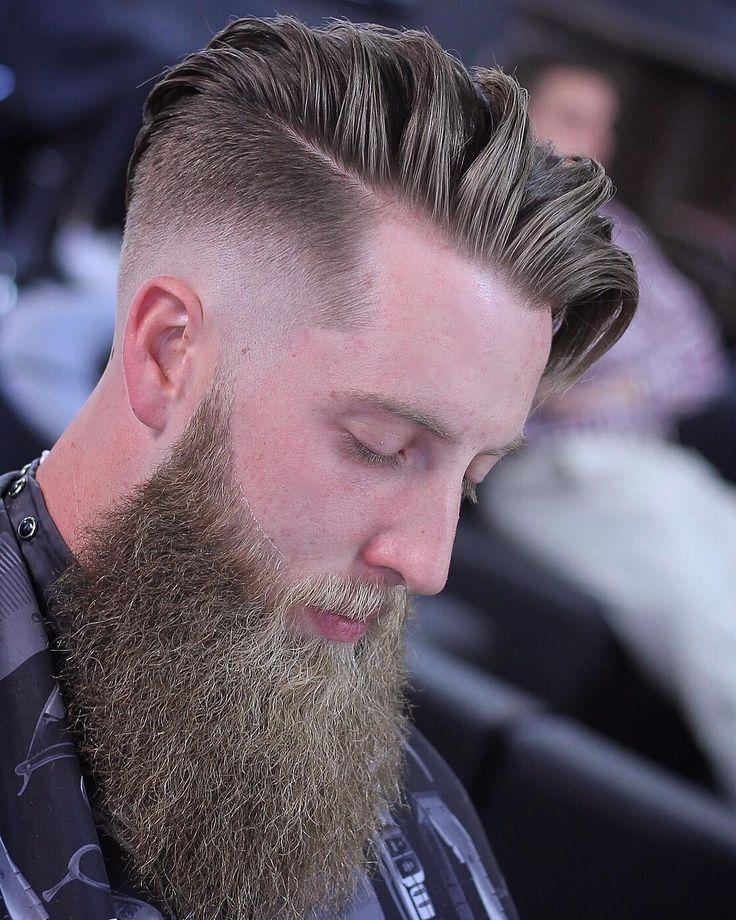 22 Popular Hipster Haircuts For Men http://www.menshairstyletrends.com/hipster-haircuts/ #menshair #menshaircuts #popularmenshair #hipsterhair #hipsterhaircuts #hipster #slickback #beard #menshair2017