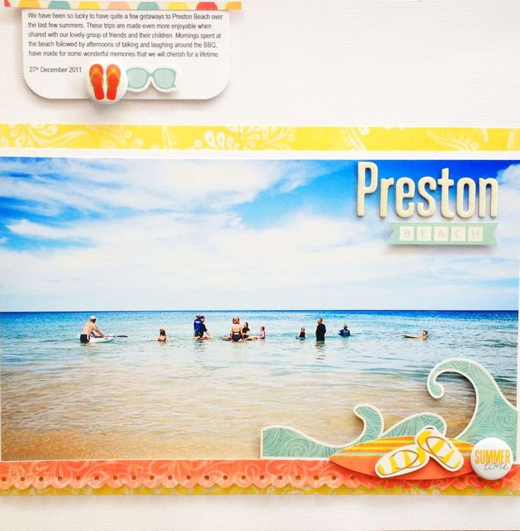Amazing layout by Dayna using  {a flair for buttons flair}!