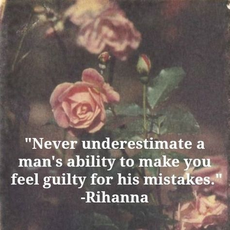 never underestimate that