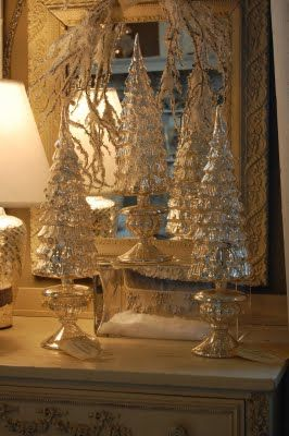 1000 Images About I Looooove Mercury Glass On Pinterest