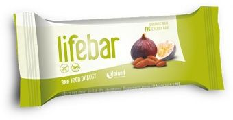 Lifebar RAW ENERGY BARS Fig