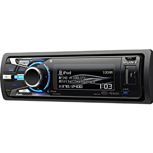 Brand New, Sony – Car Digital Media Receiver with Pandora Control (Mobile Electronics – Mobile Audio)
