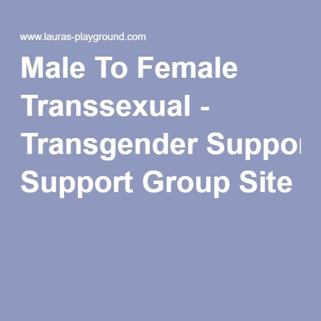 Transgender Support Sites