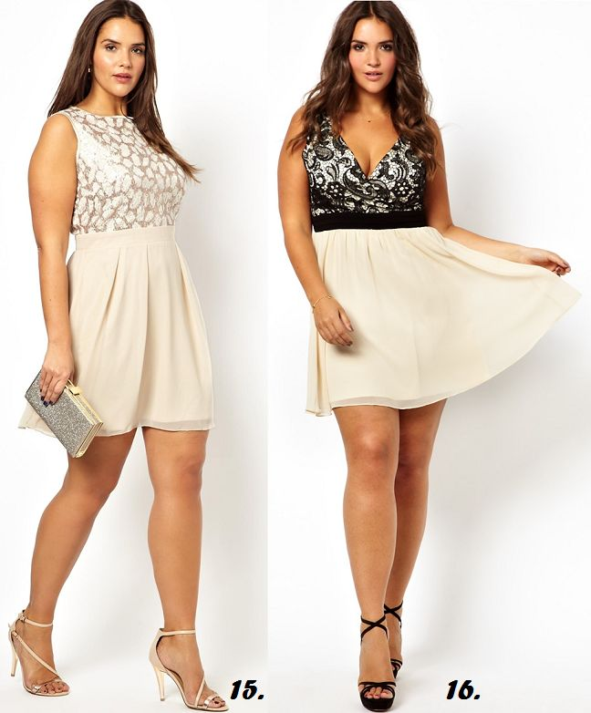 Shapely Chic Sheri - Currently Craving: 16 Plus Size Holiday Dresses Under $100 #plussizedresses
