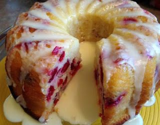 Best recipes: CRANBERRY ORANGE CAKE