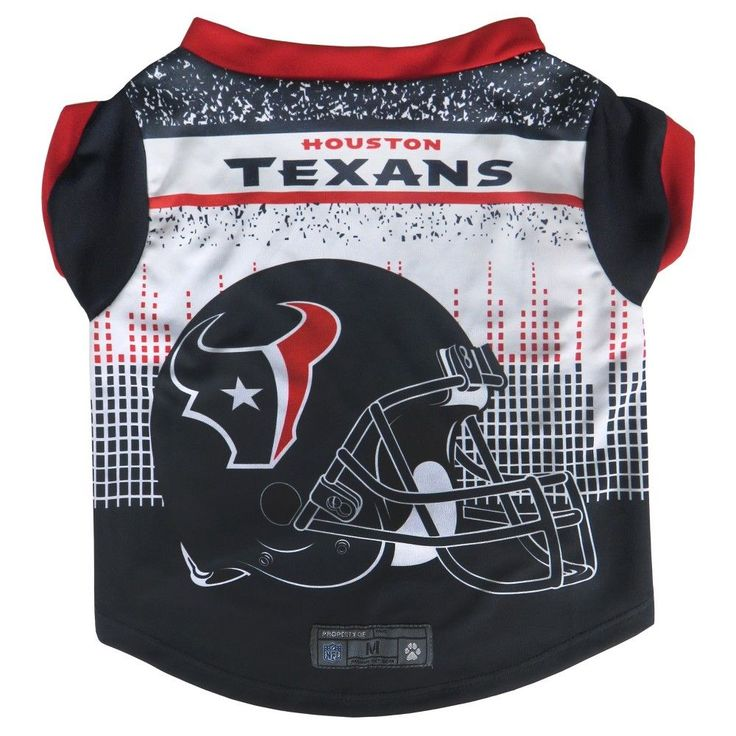 nfl houston texans pet performance t shirt medium