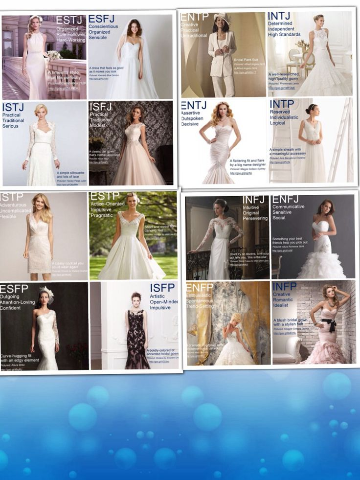 MBTI Wedding Dresses :3 Pinning for mine :3 A pantsuit ...