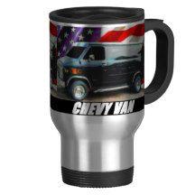 1979 Chevy Van Travel Mug