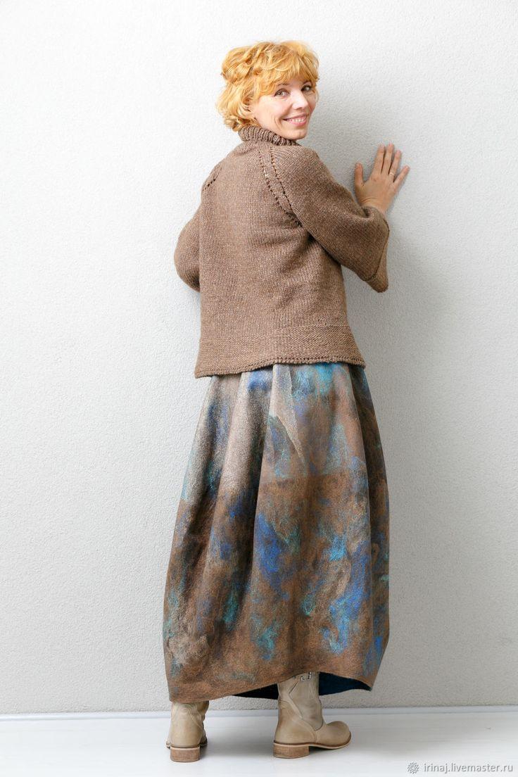 Валяние картинки юбки
