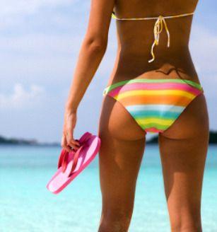 Un corps pour le bikini SANS même régime!!!