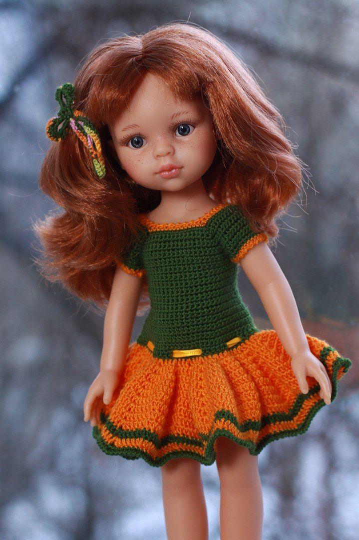 """Конкурс по буклету """"Шьем и вяжем для кукол Paola Reina"""" – 344 фотографии"""
