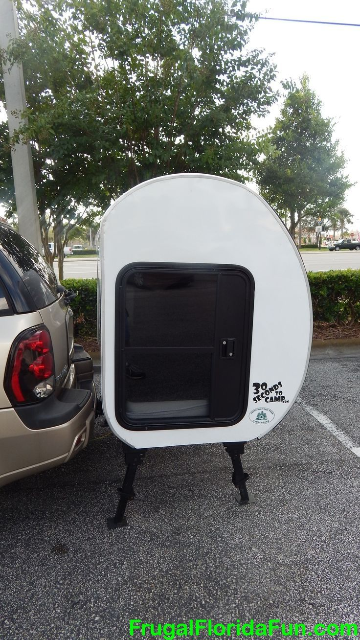 Manufactured Portable Camping Pods : Best images about truck camping rv life on pinterest