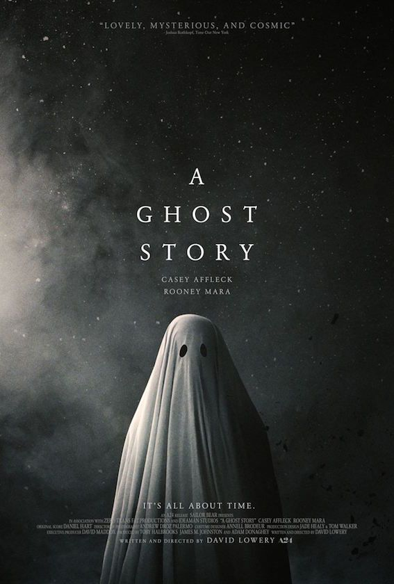 Deauville 2017/ Critique de A Ghost story de David Lowery avec Rooney Mara et Casey Affleck