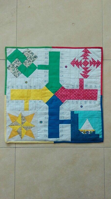 Parchis patchwork