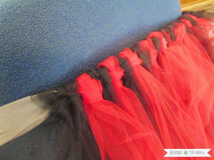 Designs by Tiffany: Double Layered Tutu Tutorial + Ladybug Costume Idea