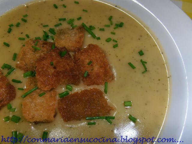 17 mejores im genes sobre sopes cremes en pinterest - Sopa castellana casera ...