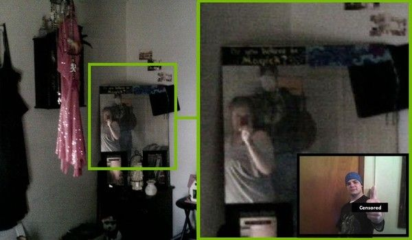 Illinois woman finds the ghost of her nephew on Facebook photo