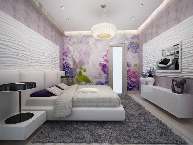Проект: Современный стиль спальня — Дизайн Студия №1. Дарьи Шевченко. — MyHome.ru