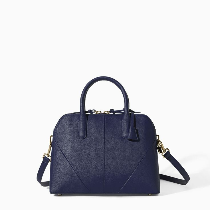 MINI CITY BAG from Zara