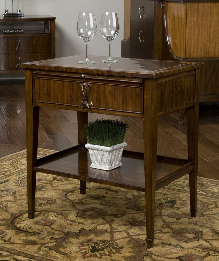 1000 images about nightstands end tables on pinterest for Home gallery furniture roosevelt blvd