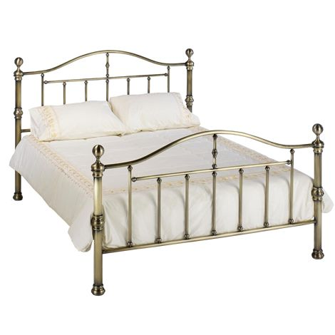 Victoria Brass Bed Frame A