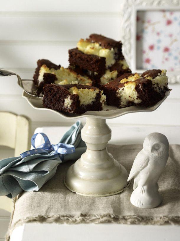 Unser beliebtes Rezept für Schoko-Kokos-Brownie und mehr als 55.000 weitere kostenlose Rezepte auf LECKER.de.