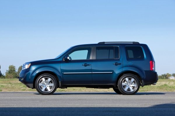 The 2014 Honda Pilot starts at $30,500, reflecting a $150 price increase over the 2013 model.