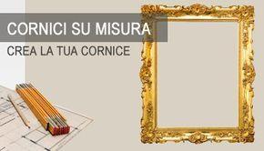 Configuratore per la creazione e vendita di cornici su