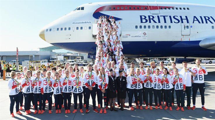 Women's Sport Week: Celebrating Team GB's female athletes