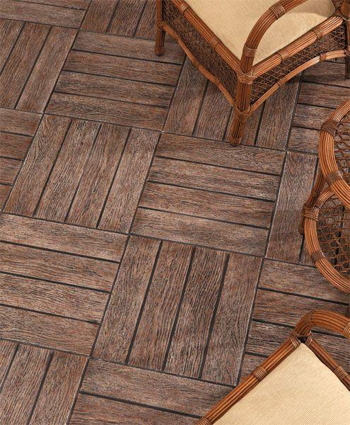 23 modelos de revestimentos que imitam a madeira - Casa