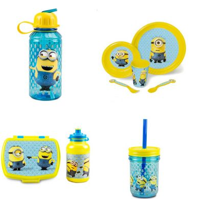 Minion Lunch Box Items - 50% Off - ends 10/19 - http://inspiringsavings.com/minion-lunch-box-items-50-off-ends-1019/