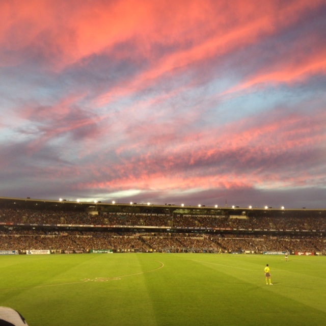 home of my Adelaide Crows...Footy Park