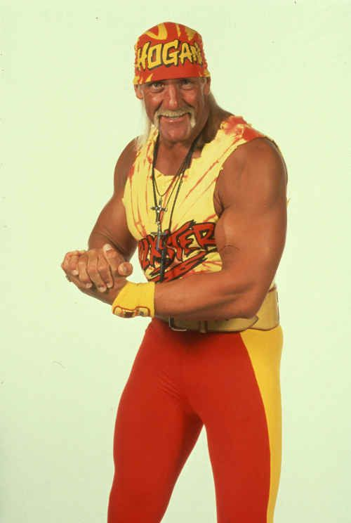 Hulk Hogan was inducted into the WWE Hall of Fame by Hollywood legend Sylvester Stallone.
