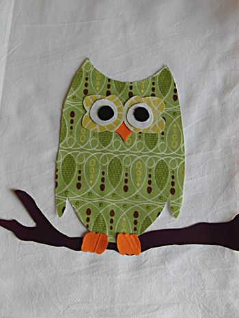 Owl Applique (Step-by-Step and Free Pattern) & 91 best owls images on Pinterest | Owl crafts DIY and Animal ... pillowsntoast.com