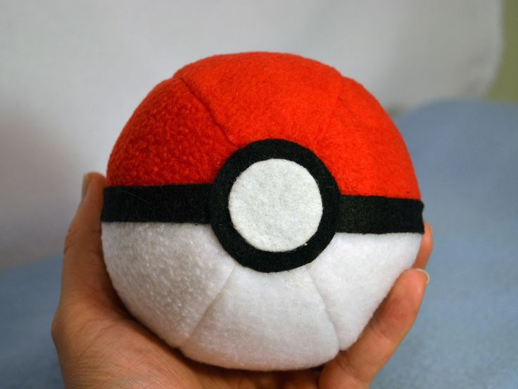 pokeball sewing pattern - Google Search