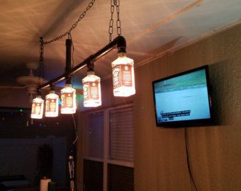 Jack Daniel's Lights by McIntoshDesignWorks on Etsy