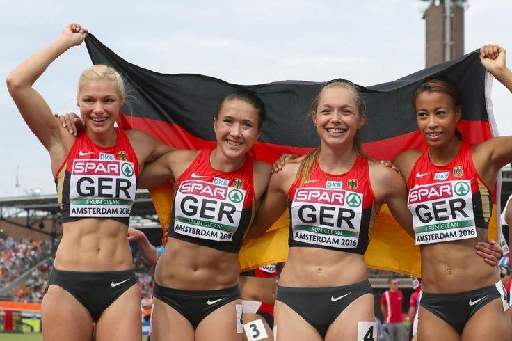 Bilderstrecke zu: Leichtathletik-EM: Deutscher Medaillenregen - Bild 2 von 3 - FAZ