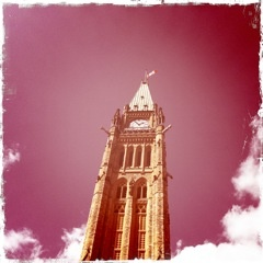 Peace Tower.
