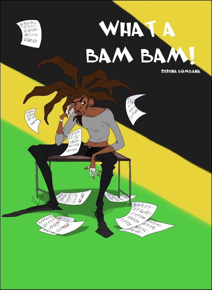 """What a Bam Bam!"" , jamaican comedy http://www.lulu.com/shop/serena-bombana/what-a-bam-bam/ebook/product-21674602.html"